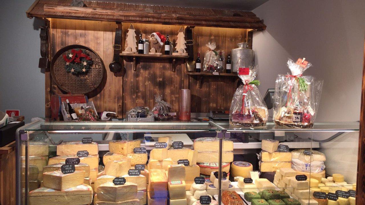 Casa del Cucù - Canazei - Strada dei formaggi delle Dolomiti 1