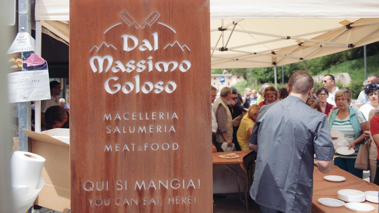 Dal Massimo Goloso, qui si mangia!
