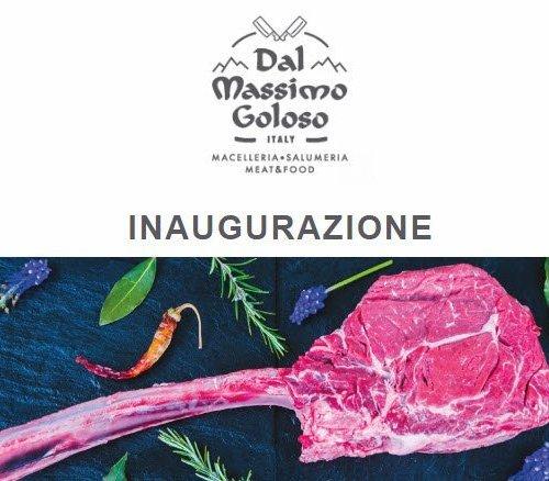 Dal Massimo Goloso inaugura la prima Risto-Macelleria in regione