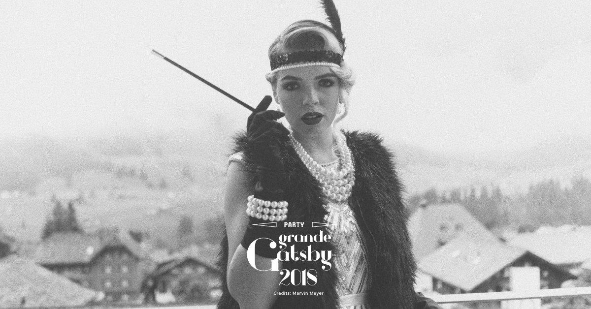 Party Grande Gatsby  a Riva del Garda