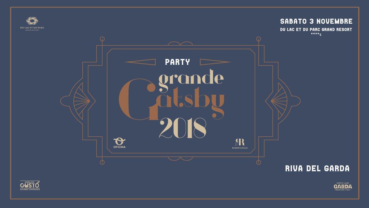 L'eterno fascino de Il Grande Gatsby anche a Riva del Garda