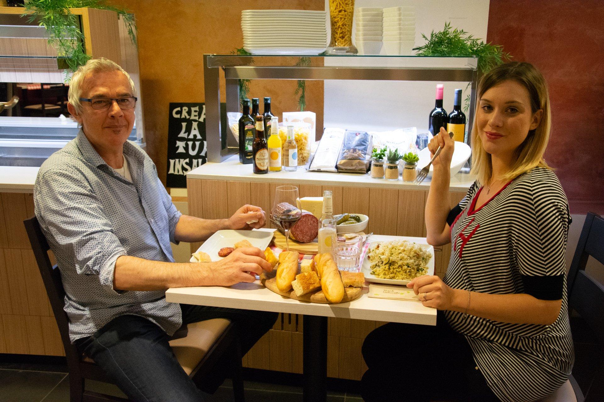 Inaugura Buffet Italia | Mammina che cucina!
