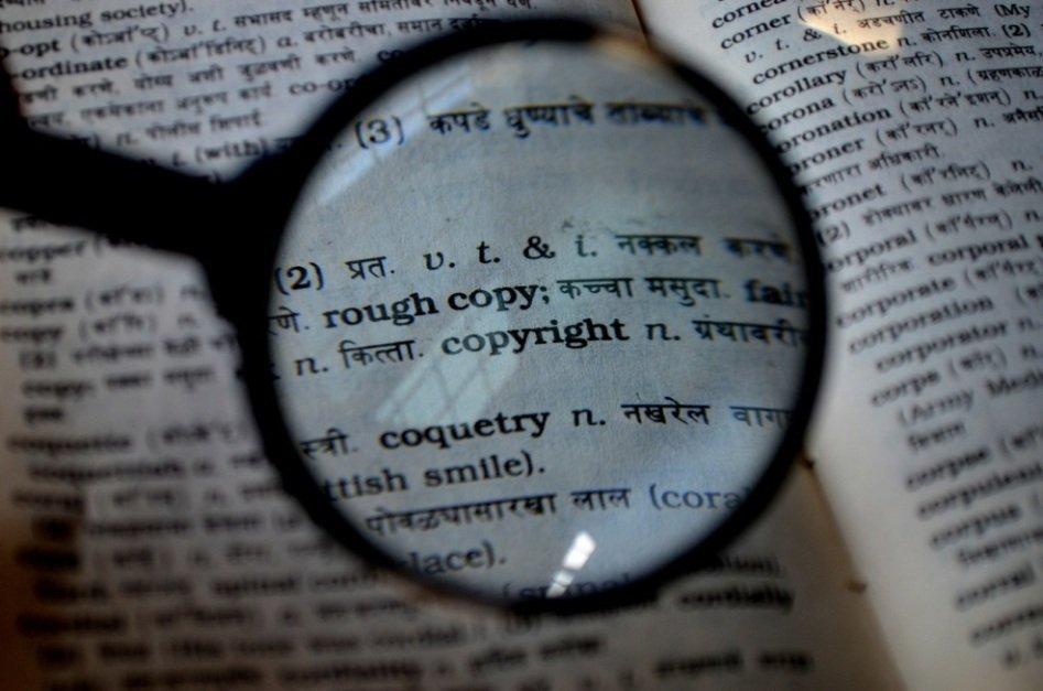 Violazione copyright e diritti d'autore