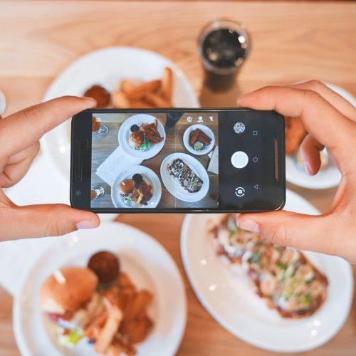 social food trends