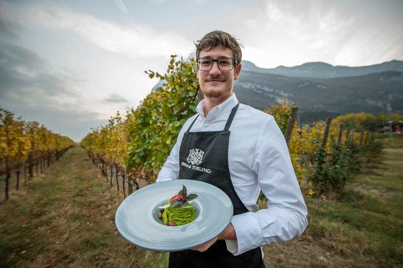 Chef Sebastian Sartorelli