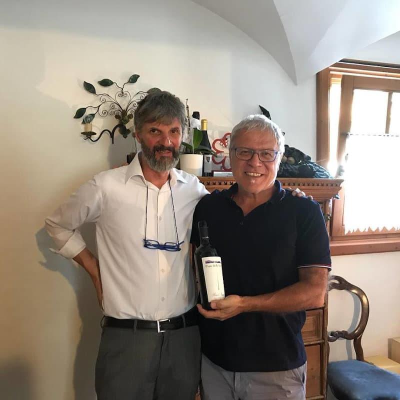 Teroldego e Pinot Nero Pian delle Vette al Laite di Sappada